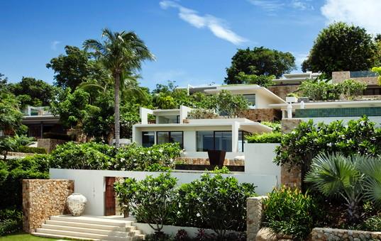 <a href='/holiday-villa/asia.html'>ASIA</a> - <a href='/holiday-villa/thailand.html'>THAILAND</a>  - Koh Samui, Bo Put - Samujana Villa Estate 16 -