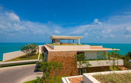 Asien - THAILAND - Koh Samui, Bo Put - Samujana Villa Estate 30 -
