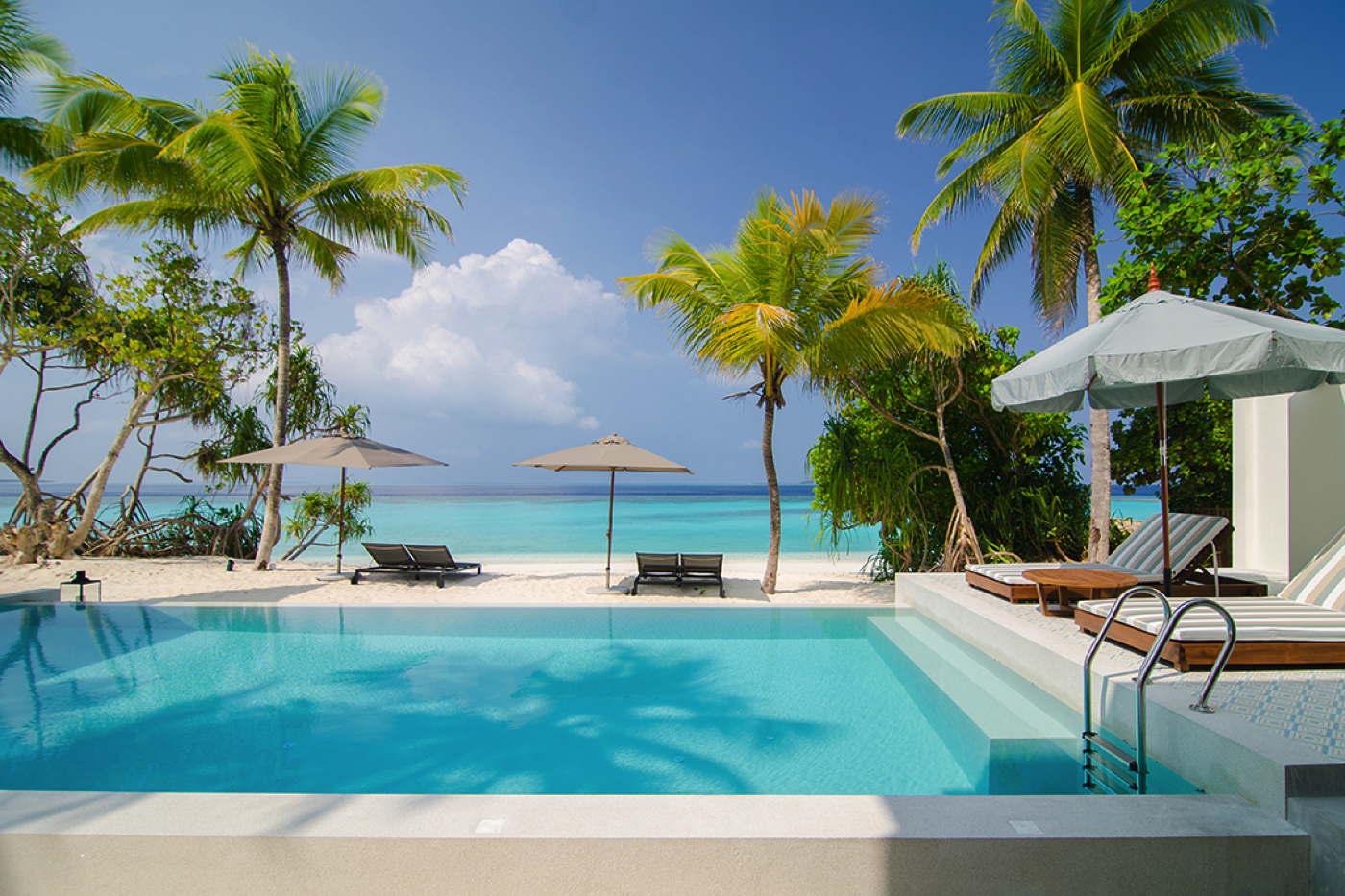 Amilla Fushi Luxury Beach Villas