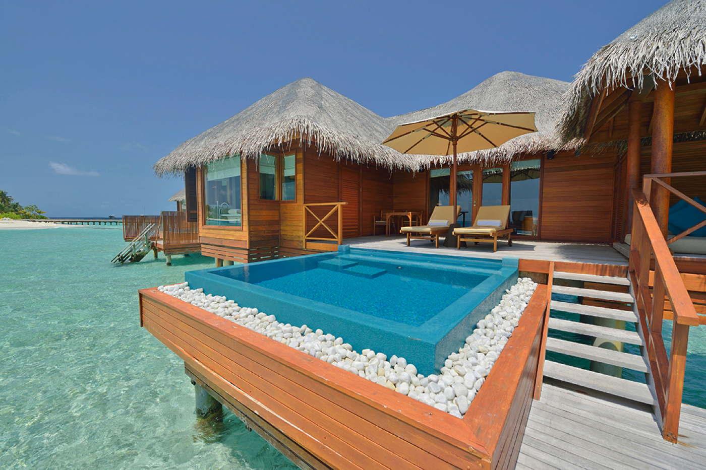 Huvafen Fushi Luxury Resort