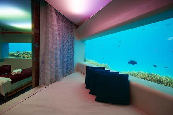 Huvafen Fushi Luxury Villas