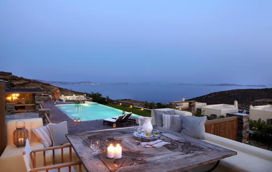 Griechenland - Kykladen  - Tinos - Lagades - DR Comfort Villa -