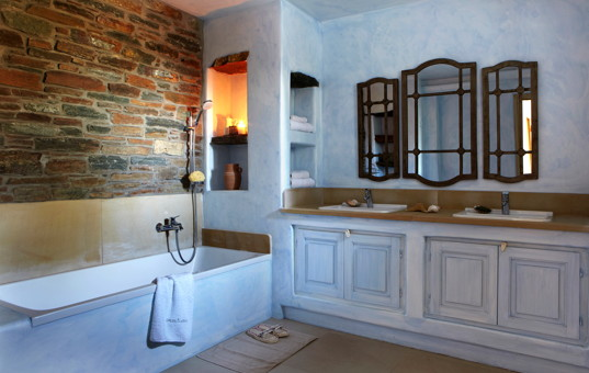 Griechenland - CYCLADES - TINOS - Lagades - DR Premium Poolvilla -