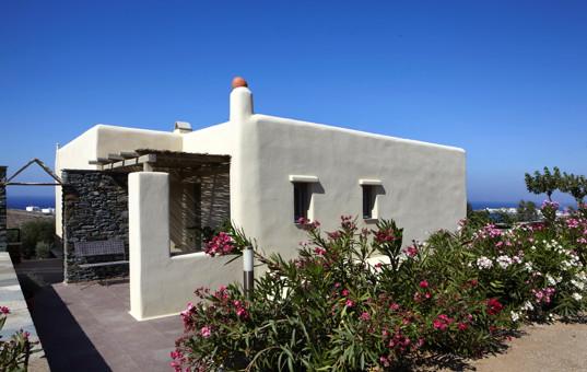 Griechenland - Kykladen  - Tinos - Lagades - DR Grande Poolvilla -