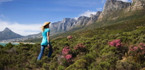 Hiking at Twelve Apostels Cape Town thumb