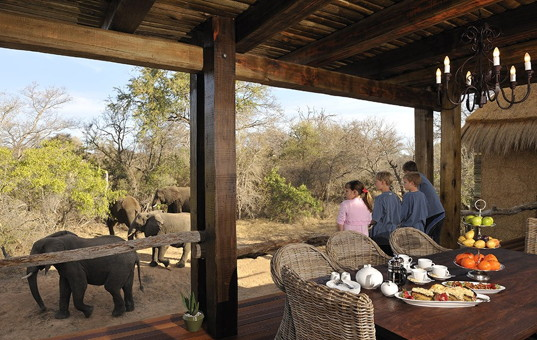 Afrika - SOUTH AFRICA - KRUEGER NATIONAL PARK - Hoedspruit - Camp Jabulani Villa Zindoga -