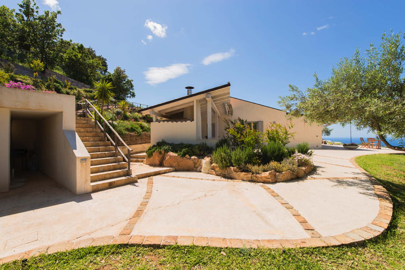 Holiday Villa Cefalu With Pool And Sea View In Sicily