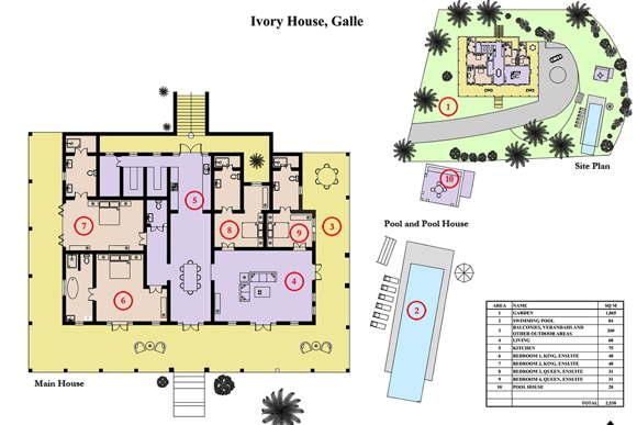 Villa Ivory House