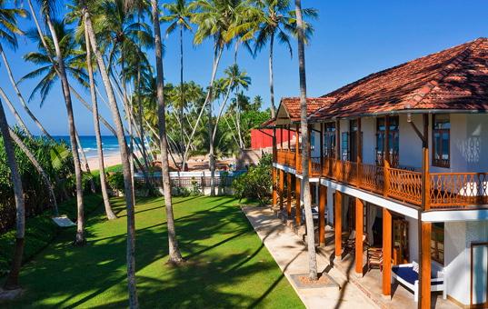 Indischer Ozean - SRI LANKA - Habaraduwa - Villa Sky House - wonderful holiday villa directliy at the beach