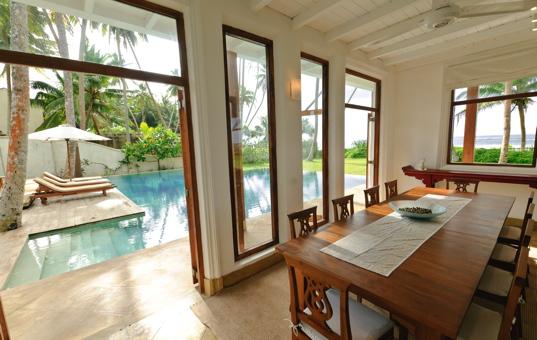 Indischer Ozean - SRI LANKA - Habaraduwa - Villa Sky House -