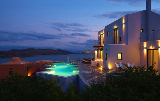 Griechenland - CRETE - Elounda  - Elounda Royal Spa Villa -