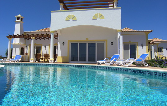 Portugal - ALGARVE - Sagres - Martinhal Sagres Villa 10 - villa 10 with pool