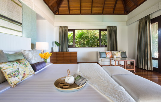 Asien - THAILAND - Koh Samui, Suratthani - Villa Acacia - bedroom of vacation villa in Thailand