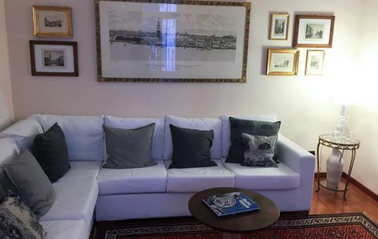 Italien - VENETO - Venedig - Apartment Ca Pesaro - cosy living room