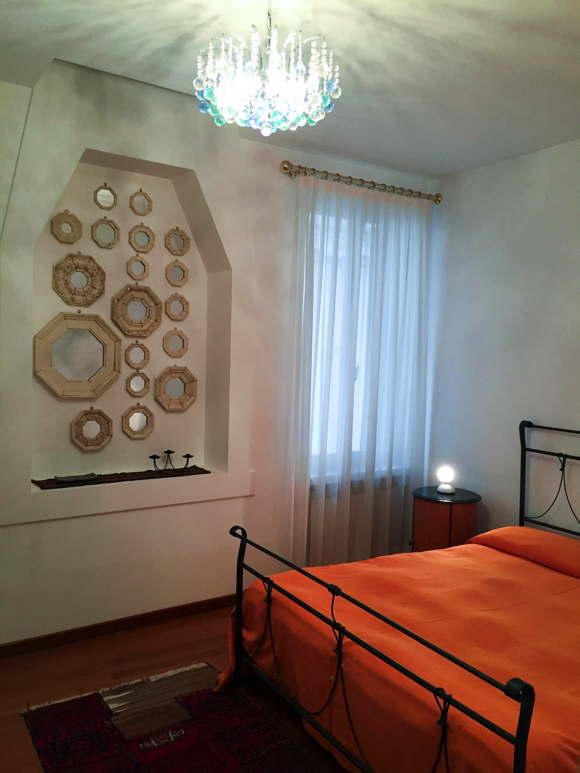 tasteful double room