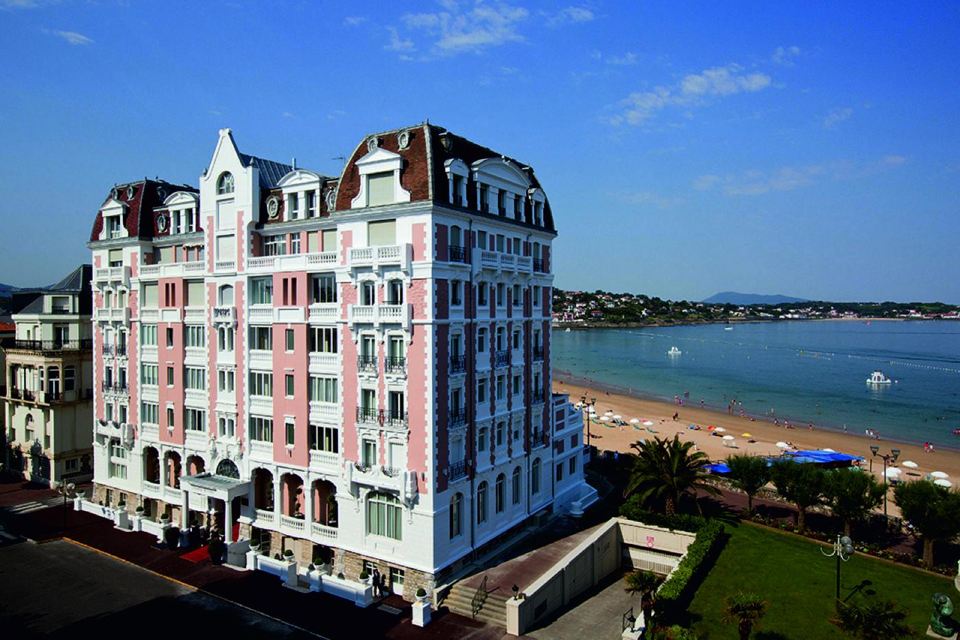 Grand Hotel Jean Luz