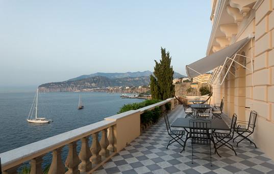Italien - CAMPANIA - Sorrent - Villa Astor -