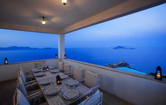 Griechenland - DODECANESE - PATMOS - Grikos - Grikos Bay Villa -