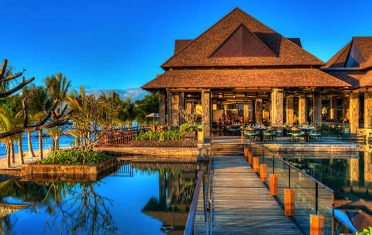 Indischer Ozean - MAURITIUS - Balaclava, Turtle Bay - The Westin Turtle Bay Resort & Spa - Westin Hotel