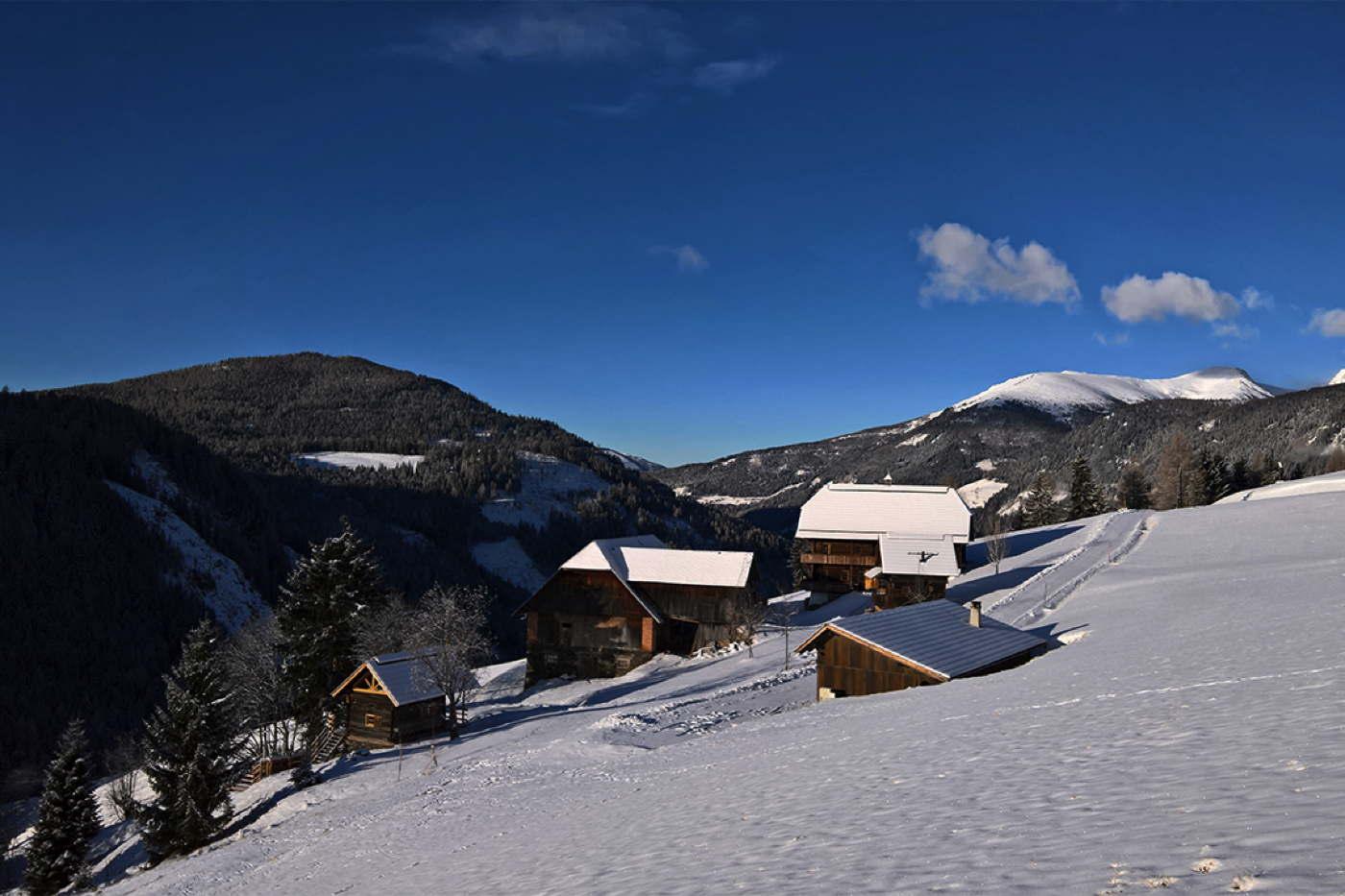Chalet Sankt Lorenzen