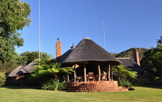 Afrika - Südafrika  - Western Soutpansberg - Sigurwana Lodge - Lodge in Südafrika