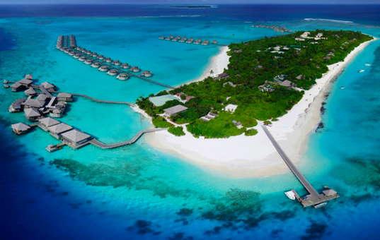 Indischer Ozean - MALDIVES -  - Six Senses Laamu -