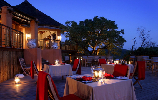 Afrika - SOUTH AFRICA - DURBAN - Hluhluwe / KwaZulu Natal - Thanda Game Lodge -