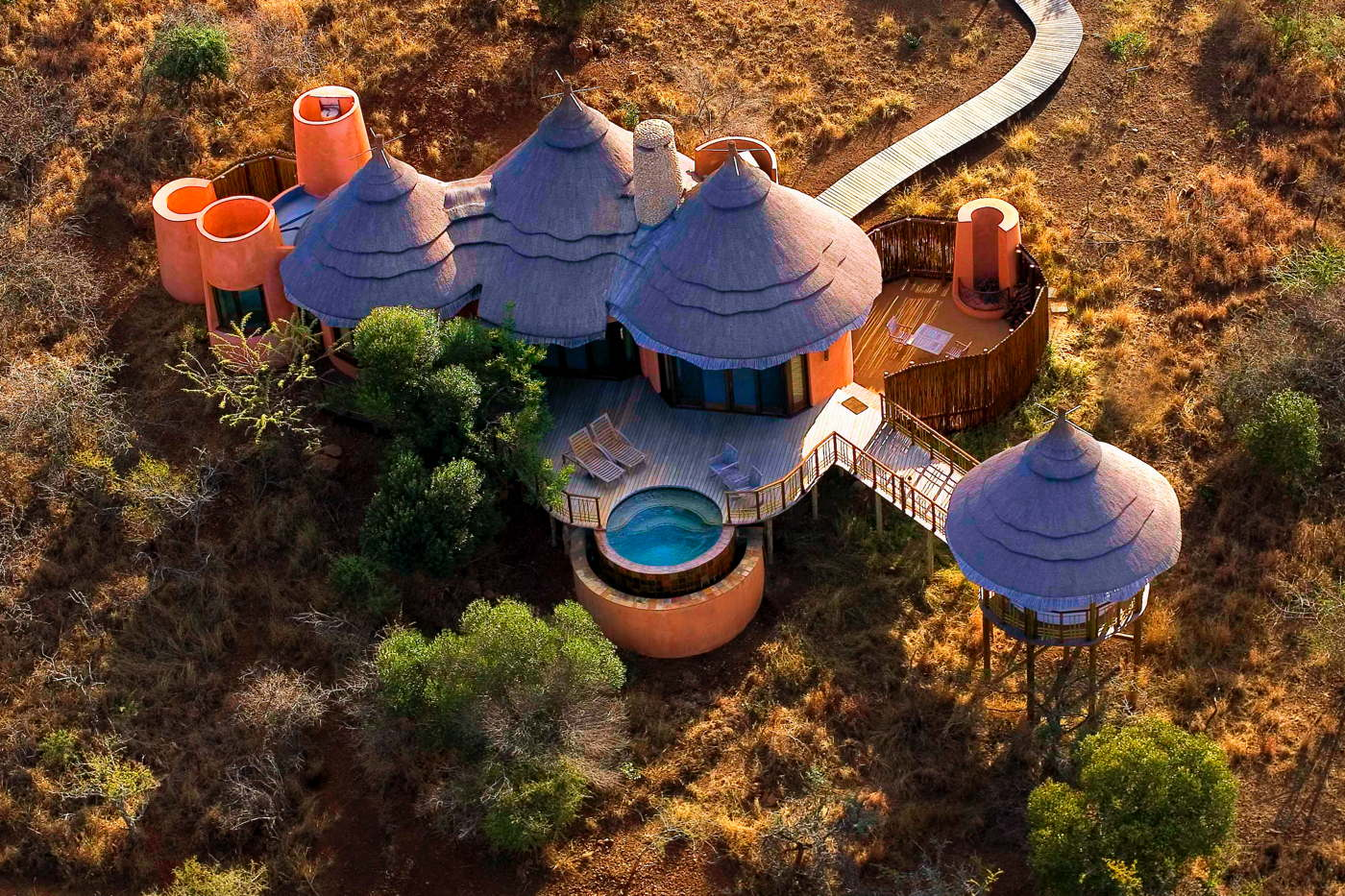 Thanda Game Lodge
