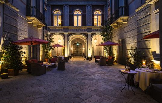 Italien - BASILICATA - Matera/Bernalda - Palazzo Margherita -