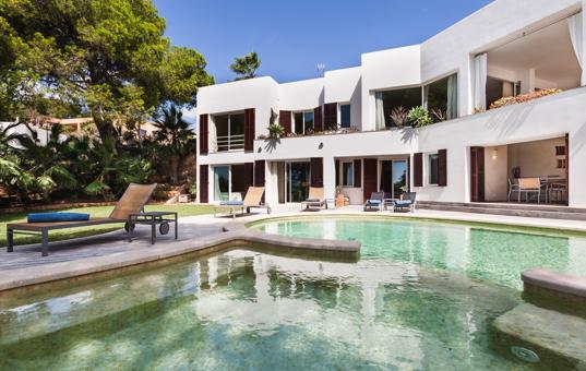 Spanien - Balearen  - Mallorca - Porto Pedro - Villa La Preciosa - Luxusvilla mit Pool in Porto Pedro