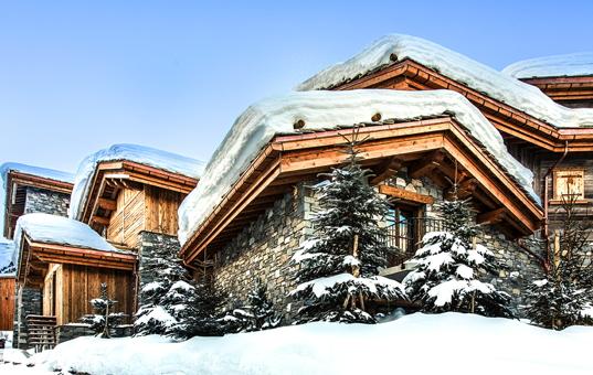 Frankreich - ALPS - Val d'Isère - Chalet Chene -