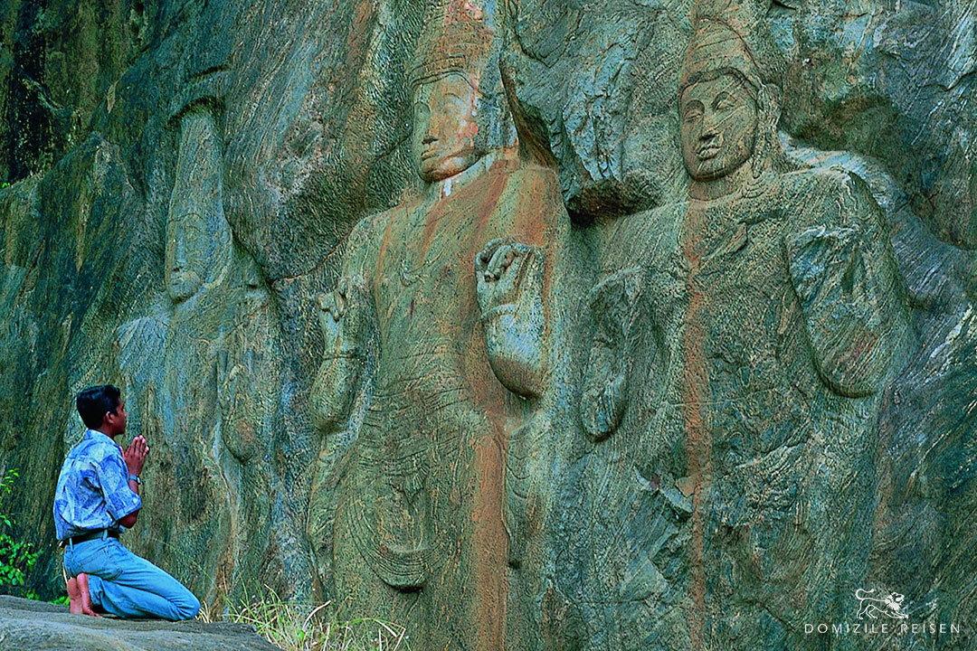 Buduruwagala Sri Lanka