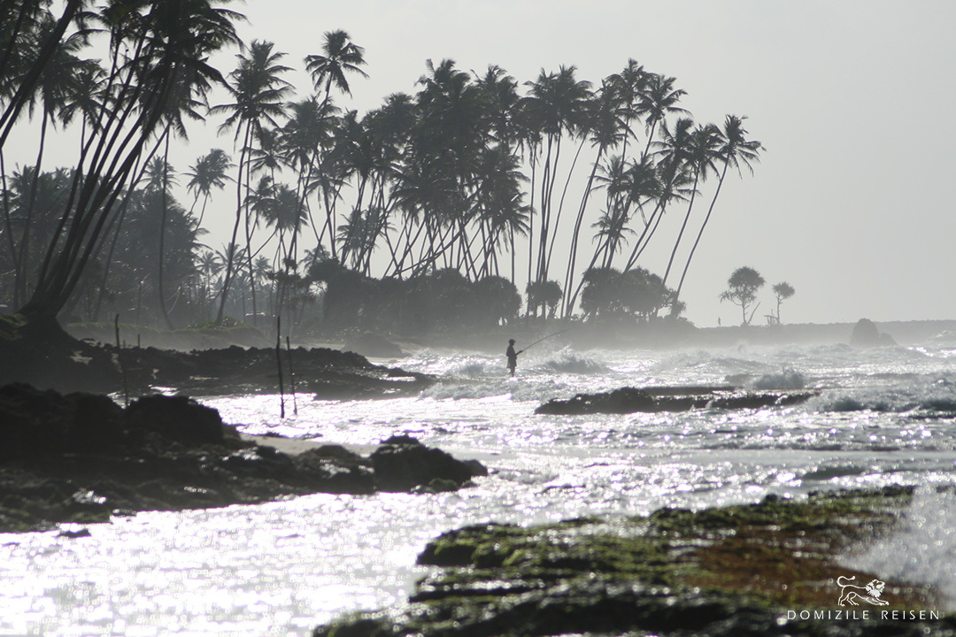 beach view in Galle Sri Lanka