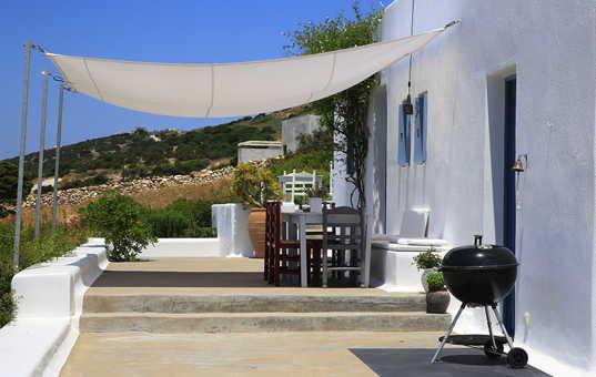 Griechenland - CYCLADES - PAROS -  - Villa Daphne -