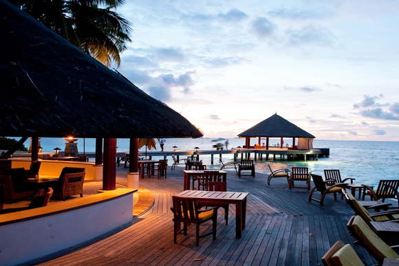 Angsana Ihuru Beachfront Villa