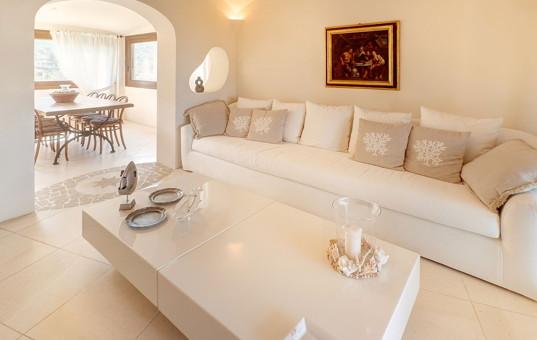Italien - SARDINIA - Porto Cervo - Villa Pevero Vista - vacation rental villa Sardinia living room