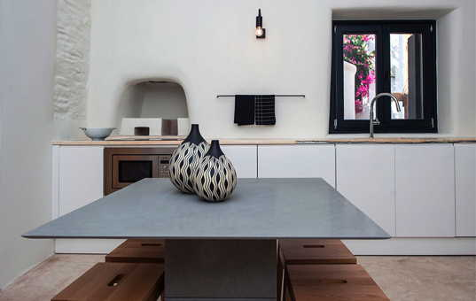 Griechenland - CYCLADES - PAROS - Parikia - Ekklisia Townhouse - contemporary and stylish design