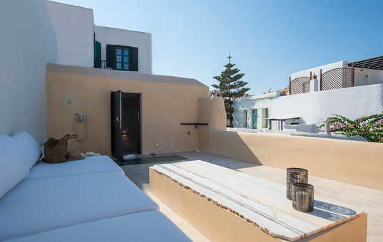 Griechenland - CYCLADES - PAROS - Parikia - Ekklisia Townhouse - attractive location in the village