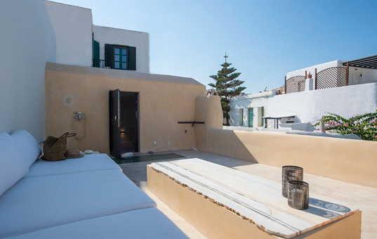 Griechenland - CYCLADES - PAROS - Parikia - Ekklisia Townhouse - attractive location in the village