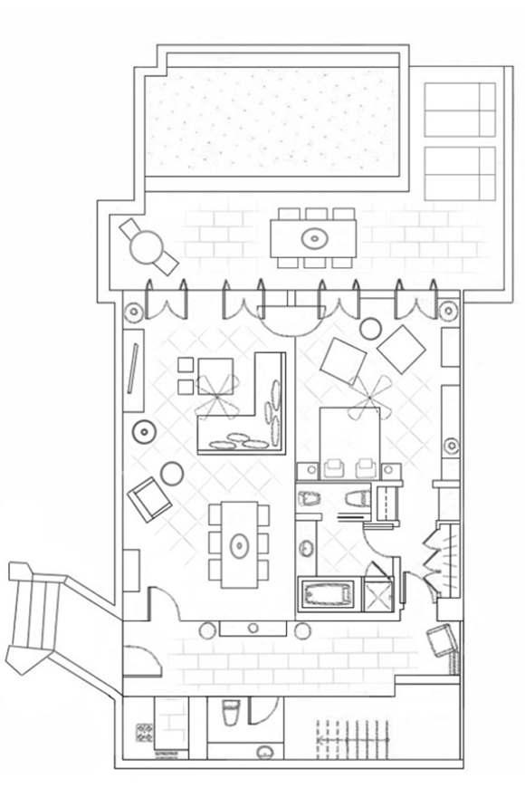 Andromeda Deluxe Villa