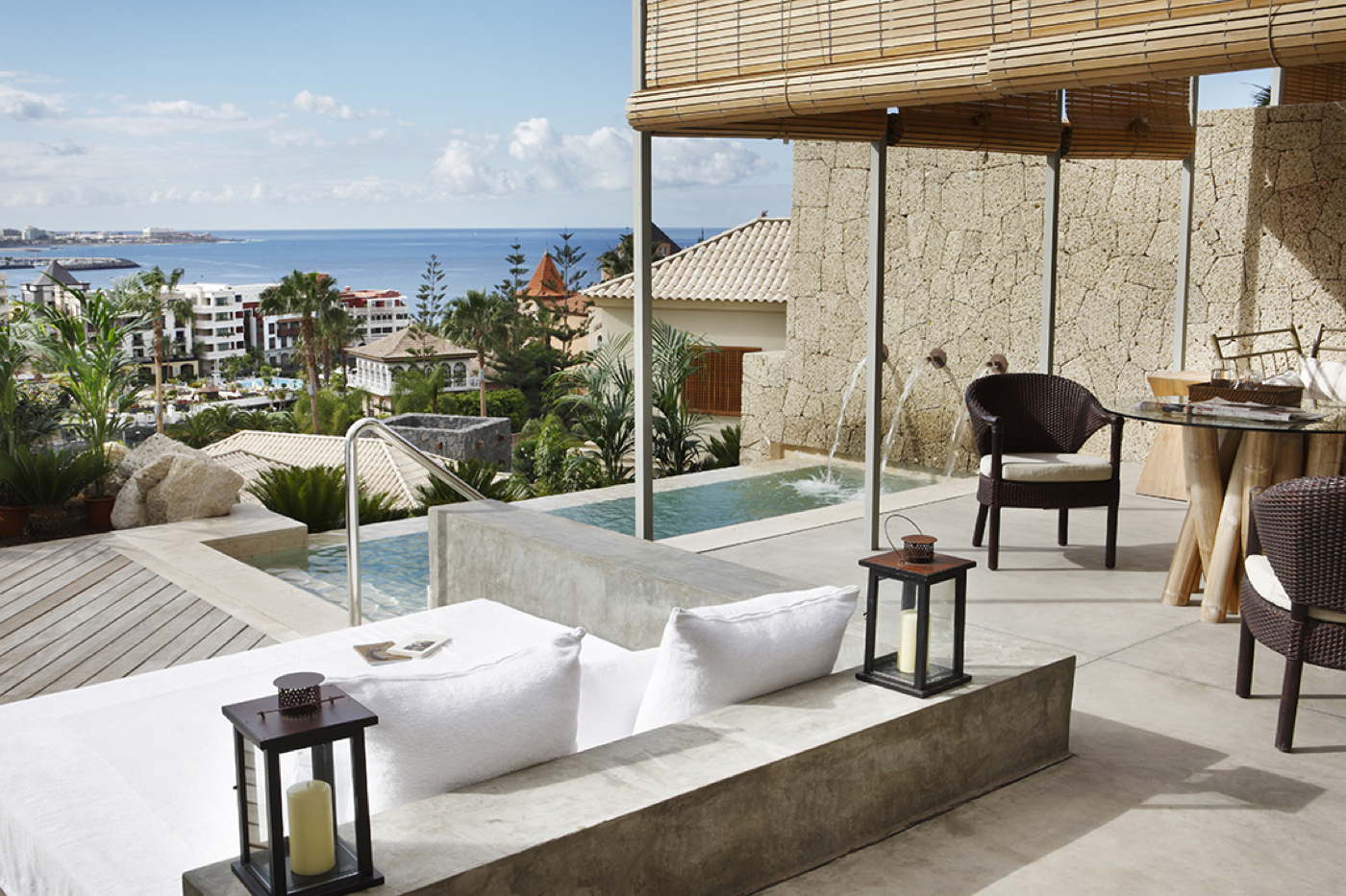 Design hotelvilla beheizbarer pool spanien kanarische for Design hotels teneriffa