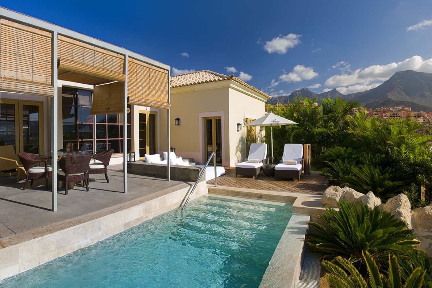 Design hotelvilla beheizbarer pool spanien kanarische for Designhotel teneriffa
