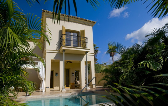Spanien - CANARY ISLANDS - TENERIFE - Costa Adeje - Las Retamas - vacation villa with infinity pool in Teneriffe