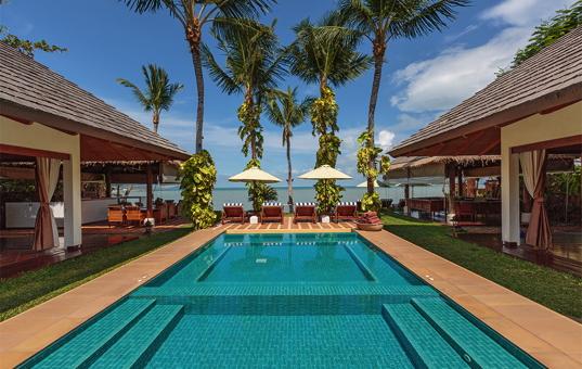Asien - THAILAND - Koh Samui / Bophut - Samui Dream Villa -