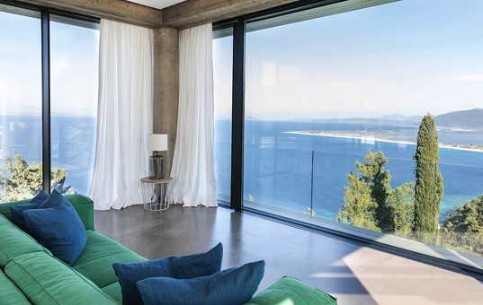 Griechenland - IONIAN ISLANDS - LEFKADA - Tsoukalades - Villa Mavi -