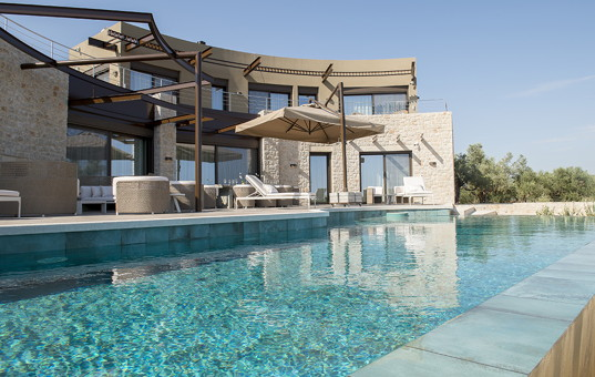 Griechenland - PELOPONNESE - Gialova - Costa Navarino Private Retreat -