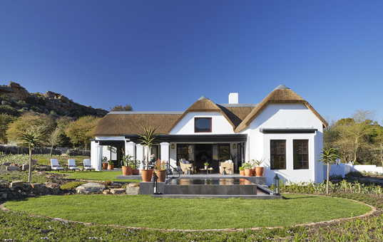 Afrika - SOUTH AFRICA - CAPE REGION - Clanwilliam - Cederberg House Bushmans Kloof - beautiful detached loction