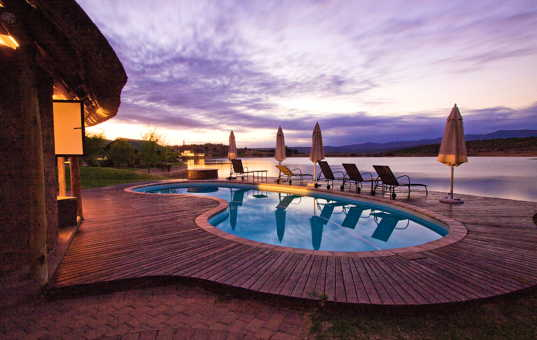 Afrika - SOUTH AFRICA - CAPE REGION -  - Buffelsdrift Game Lodge -