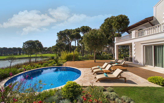 Türkei - ANTALYA - Belek - Maxx Royal Belek Golf Resort Villen -