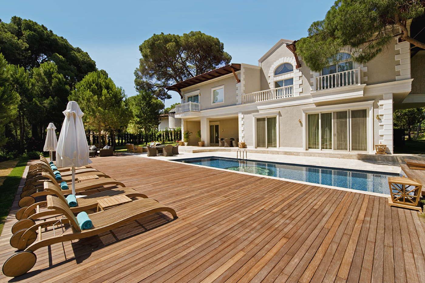 Maxx Royal Belek Golf Resort Villen